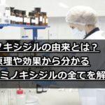 ミノキシジルの由来とは?原理や効果や副作用から毛生え薬の全てを解説!